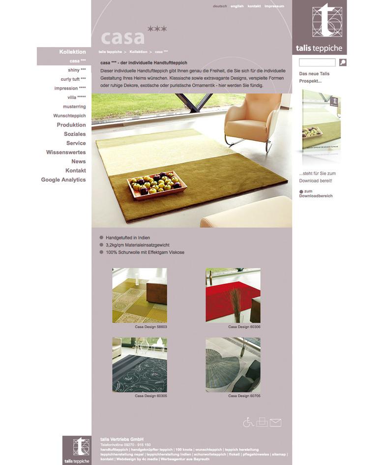 Talis Teppiche - Teppichkunst aus Asien
