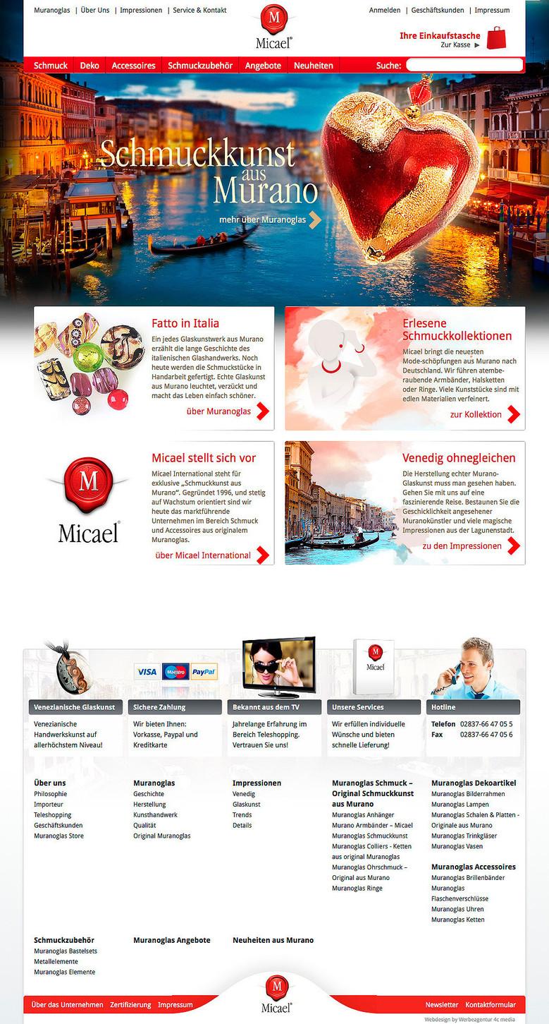 Micael-International Startseite