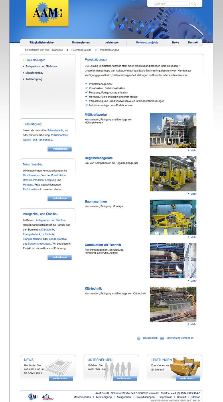 Das kann die AAM-GmbH – Leistungsspektrum im Mittelpunkt