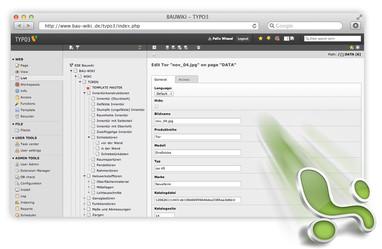 Extbase Extension für Produktverwaltung