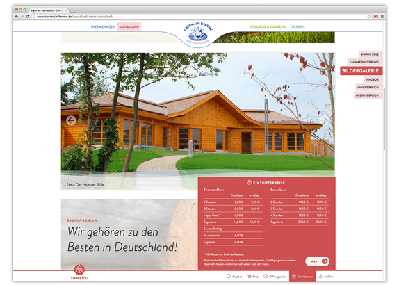 Viele Infos durch clevere Features