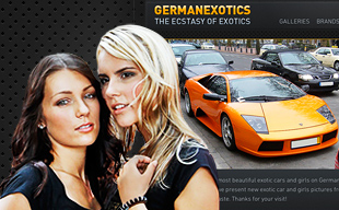 German Exotics Wordpress