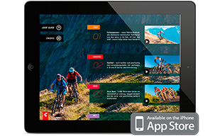 CUBE iPad-App