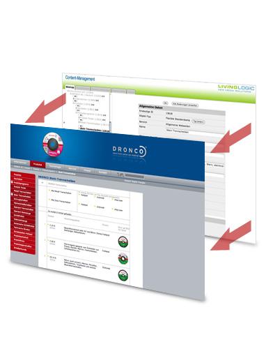 Kluge Technik und attraktive Suchmaschinenpositionierung