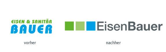 Logo - Vorher nachher Show
