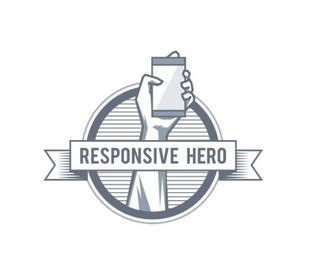 Responsive Hero
