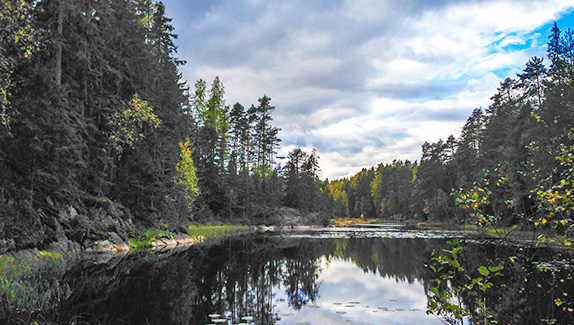Nationalpark Espoos