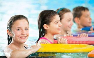 Magento Shop für ein Schwimmbad