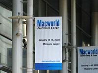 Die MacWorld Expo fand in diesem Jahr vom 14.-18. Januar im Moscoe Center in San Francisco, Californien statt.