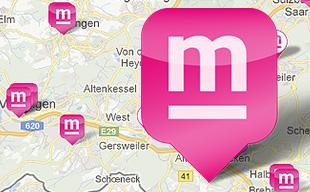 Kartenapplikation mit TYPO3 und Google Maps