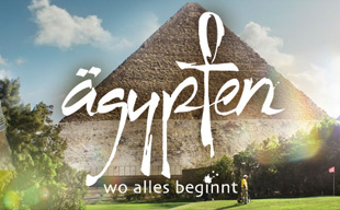 Ägypten Golf Trophy Website