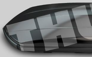 THULE Dachboxen Design