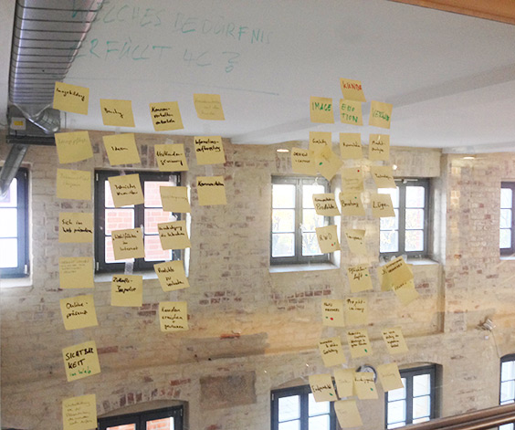 Innovatio Day - Workshop Kundennutzen