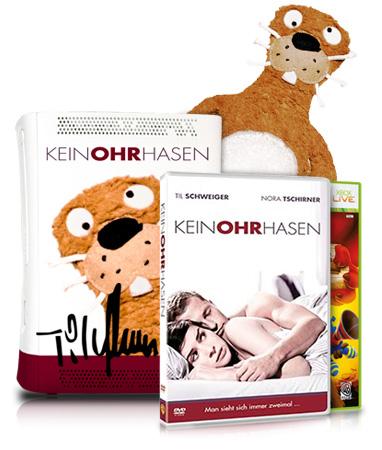KEINOHRHASEN auf DVD