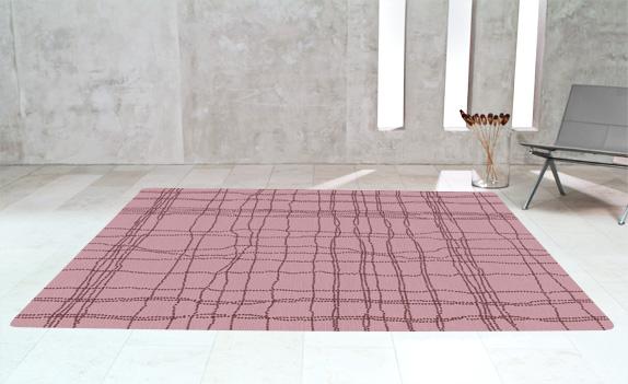 Der Teppich im Raum